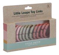 Little Dutch Activiteitenspeeltje Little Loops Pink-Linkerzijde