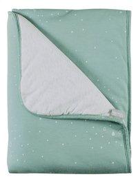 Bemini Couverture Frizy jersey menthe-Avant