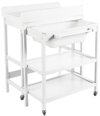 Quax Table A Langer Compact Smart Blanc Dreambaby