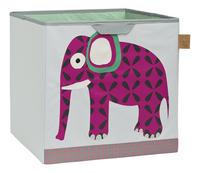 Lässig Boîte de rangement éléphant