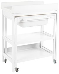 Quax Table à langer Compact Smart blanc-Détail de l'article