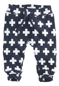 Z8 Pantalon Callisto navy/white