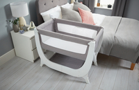 Thermobaby Co-sleeper Shnuggle Air dove grey-Afbeelding 3