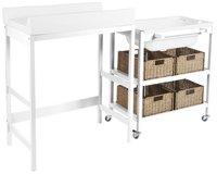 Quax Table à langer Compact Smart blanc-Détail de l'article