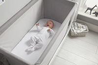 Thermobaby Co-sleeper Shnuggle Air dove grey-Afbeelding 6