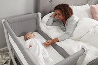 Thermobaby Co-sleeper Shnuggle Air dove grey-Afbeelding 7