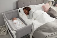 Thermobaby Co-sleeper Shnuggle Air dove grey-Afbeelding 8