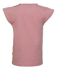 Someone T-shirt met korte mouwen Pink-Achteraanzicht