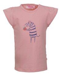 Someone T-shirt met korte mouwen Pink-Vooraanzicht