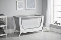 Thermobaby Co-sleeper Shnuggle Air dove grey-Afbeelding 1