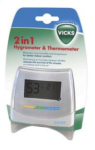 Vicks Thermomètre/Hygromètre-Avant