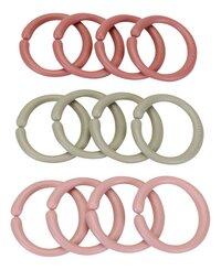 Little Dutch Activiteitenspeeltje Little Loops Pink-Vooraanzicht