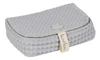 Koeka Hoes voor vochtige doekjes Antwerp silver grey