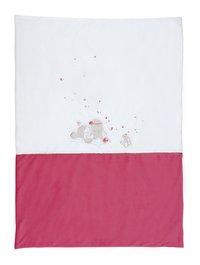 Noukie's Couverture pour berceau ou parc Anna & Pili polyester