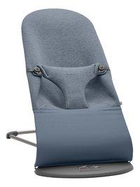 BabyBjörn Relax Bliss 3D Jersey duifblauw-Linkerzijde