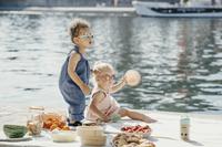 Ki ET LA Zonnebril Ours'on amandel van 1 jaar tot 2 jaar-Afbeelding 3