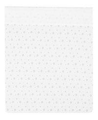Dreambee Drap pour berceau ou parc Essentials blanc coton