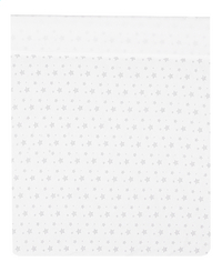 Dreambee Drap pour lit Essentials blanc coton