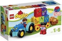 LEGO DUPLO 10615 Mon premier tracteur-Côté droit