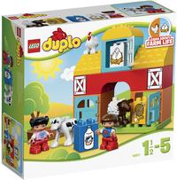 LEGO DUPLO 10617 Ma première ferme-commercieel beeld