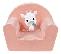 Dreambee Kinderzetel Tobi roze-Vooraanzicht