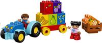 LEGO DUPLO 10615 Mon premier tracteur-commercieel beeld