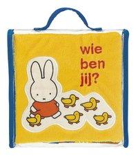 Knuffelboekje Nijntje Wie ben jij?