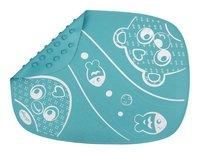 Playgro Tapis de bain antidérapant caoutchouc turquoise-Détail de l'article