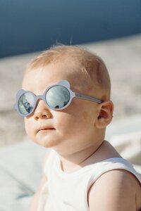 Ki ET LA Zonnebril Ours'on blauw/zilvergrijs van 1 jaar tot 2 jaar-Afbeelding 8