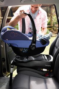 Maxi-Cosi Base pour siège-auto FamilyFix-Image 1