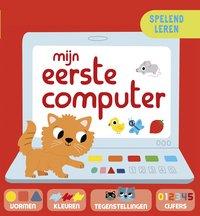 Livre pour bébé Mijn eerste computer NL