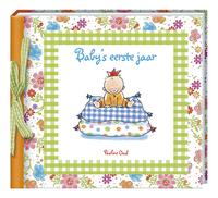 Babydagboek Baby's eerste jaar - Pauline Oud