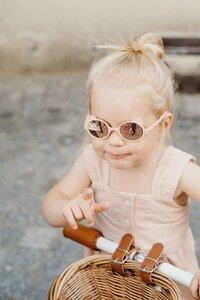 Ki ET LA Zonnebril Ours'on Peach van 1 tot 2 jaar-Afbeelding 4