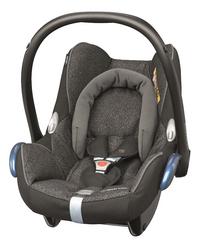 baby autostoel hook up