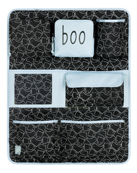 Lässig Sac de rangement Wrap-to-go Spooky black-Avant