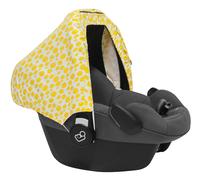 Trixie Capote pare-soleil pour siège-auto portable Balloon Yellow