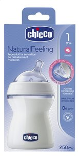 Chicco Zuigfles Natural Feeling 250 ml