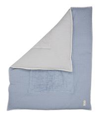 Koeka Tapis pour parc Amsterdam soft blue/silver grey