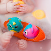 Playgro Badspeelgoed Safe to Paddle-Afbeelding 4