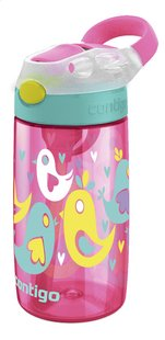 Contigo Drinkfles Gizmo Flip roze 420 ml