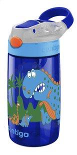 Contigo Gourde Gizmo flip bleu foncé 420 ml-Avant