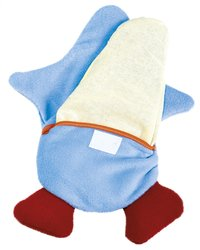 Simply Good Warmteknuffel Ducky Duck blue-Achteraanzicht