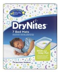 DryNites Bedmatjes Huggies  - 7 stuks-Vooraanzicht