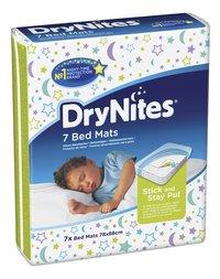 DryNites Bedmatjes Huggies  - 7 stuks-Linkerzijde