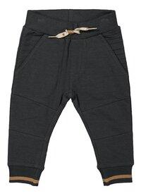 Dirkje Pantalon de jogging Anthracite-Avant