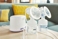 Philips AVENT Dubbele elektrische borstkolf Ultra comfort-Afbeelding 1