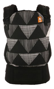 Tula Porte-bébé combiné Toddler illusion black