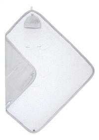 Bemini Couverture enveloppante Biside Pady gris mélange-Avant