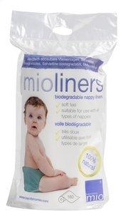 Bambino Mio Inlegdoekjes voor katoenen luiers Mioliners - 160 stuks-Vooraanzicht