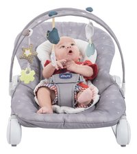 Chicco Relax Hoopla Bouncer stone-Afbeelding 2